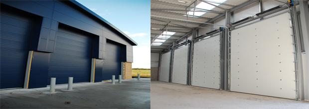 Sectional Overhead Doors Preston