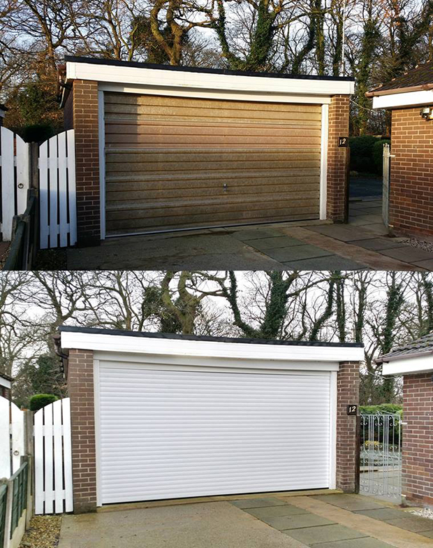 Preston Garage Doors